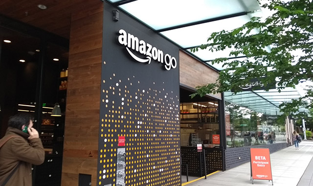 Amazon Go: supermercato Amazon senza casse